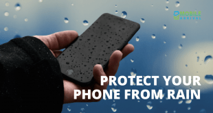 Mobile Phone Get Wet