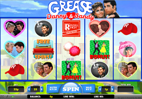 TAP HERE to play Grease Mobile Slots