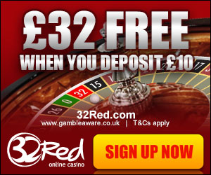 32red mobile casino I'm A Celebrity Get Me Out Of Here Slot