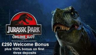 Jurassic Park Slots at betway