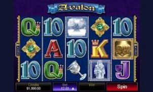 AVALON SLOTS at 32red