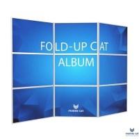 Fold-Up Cat Album 6×3 секции 6000х2100 мм