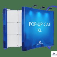 Pop-up Cat XL стенд