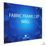 Текстильные рамки Fabric Frame Cat Wall