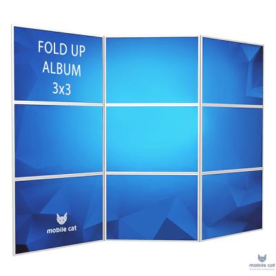 Мобильный стенд Fold-Up Cat Album Mobile Cat