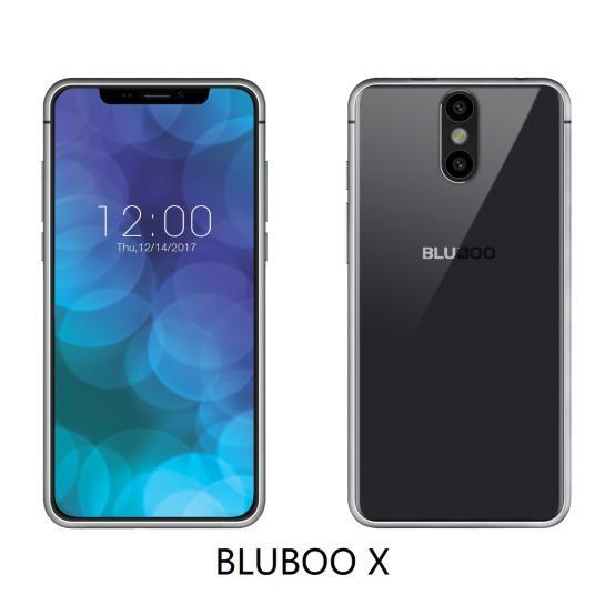 Bluboo X