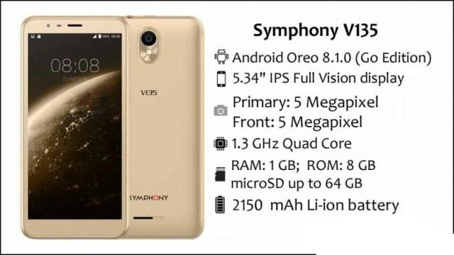 Symphony V135