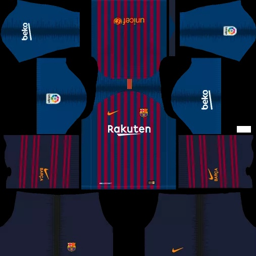 db3176e4346 Edit Dream League Soccer Kits 2019 and Logo (DLS 18 Kits and Logo)
