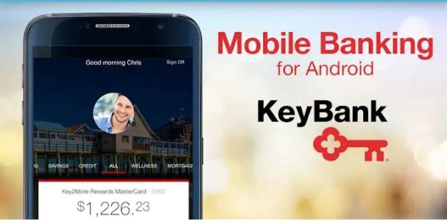 Keybank Mobile App