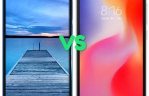Yu Ace Vs Xiaomi Redmi 6A