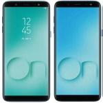 Samsung Galaxy On8 2018 Vs Samsung Galaxy On6