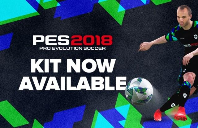 PES 18 Kits