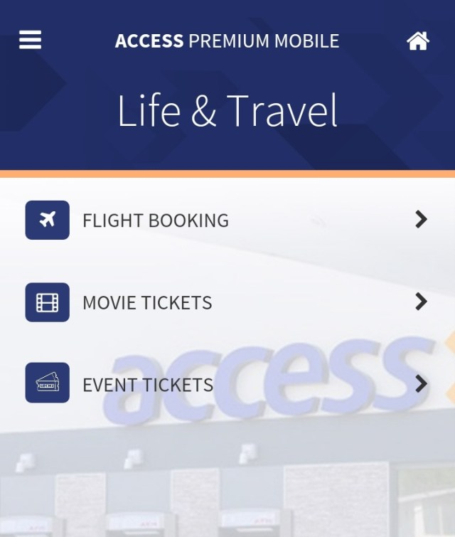 Access Bank Mobile App