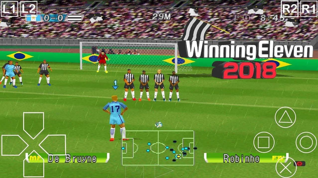 Winning Eleven 2018 MOD APK Download for Android (WE 2012 2018) 30257bf4e5481