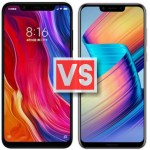 Xiaomi Mi 8 Vs Honor Play