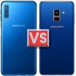 Samsung Galaxy A7 2018 Vs A8 2018