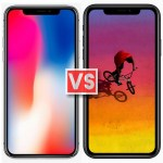 Apple iPhone X Vs XR