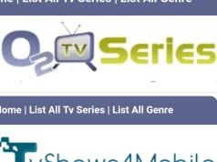 TvShows4Mobile (O2TVSeries)