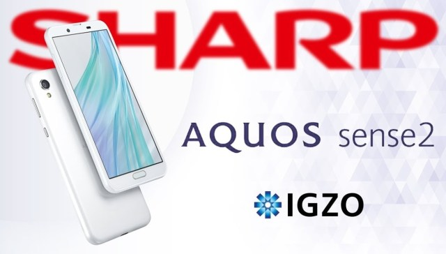 Sharp Aquos Sense2