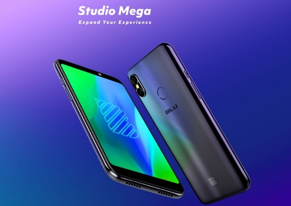 BLU Studio Mega 2018
