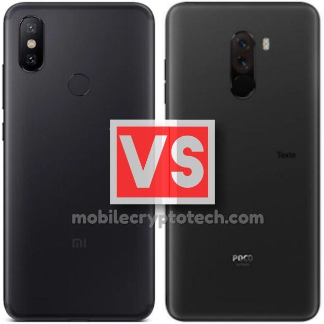 Xiaomi Mi A2 Vs Pocophone F1