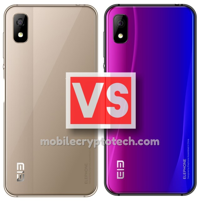 Elephone A4 Vs A4 Pro