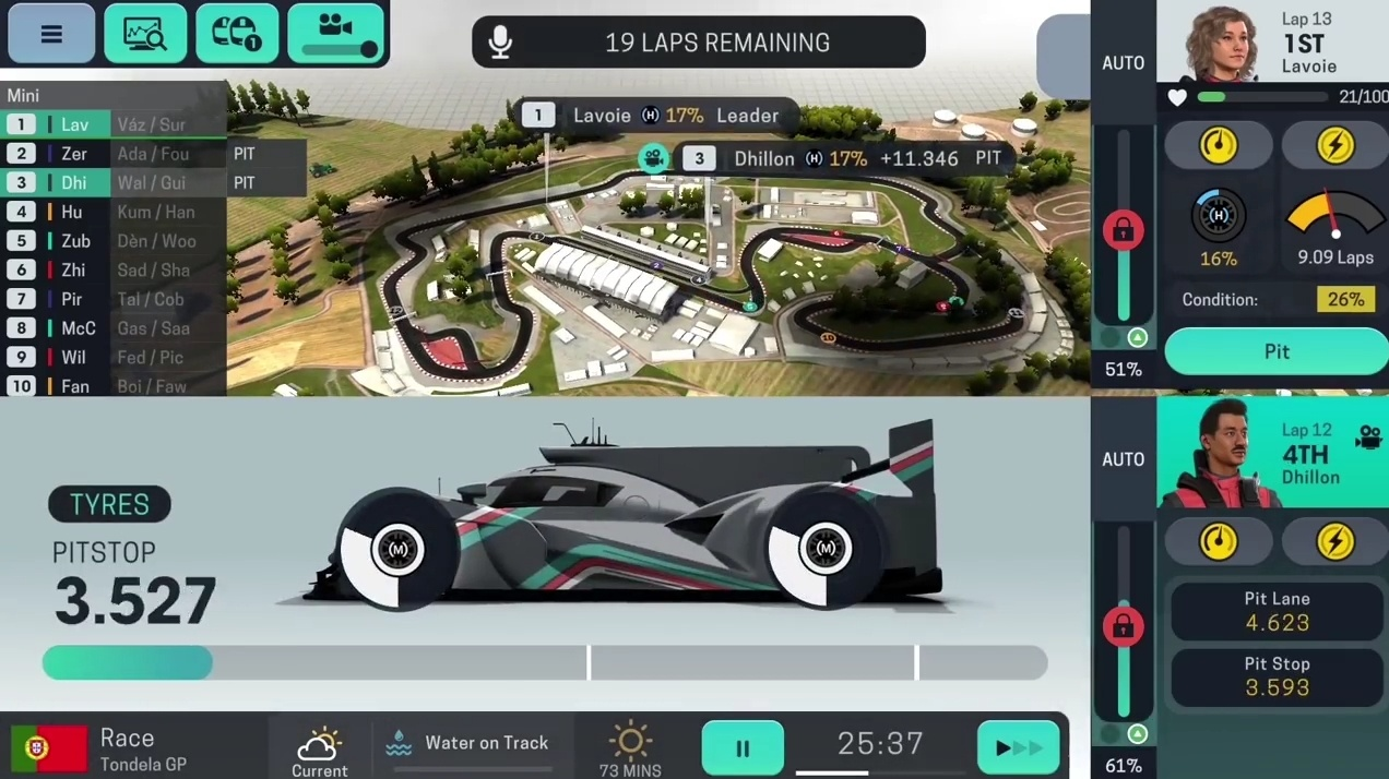 Motorsport Manager Cheats >> Motorsport Manager Mobile 3 Mod Apk Hack Cheats Unlimited Money