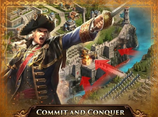 Guns of Glory MOD APK