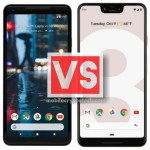 Google Pixel 2 XL Vs 3 XL