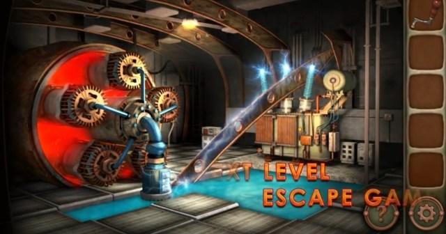 Escape Machine City MOD APK