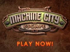 Escape Machine City MOD APK