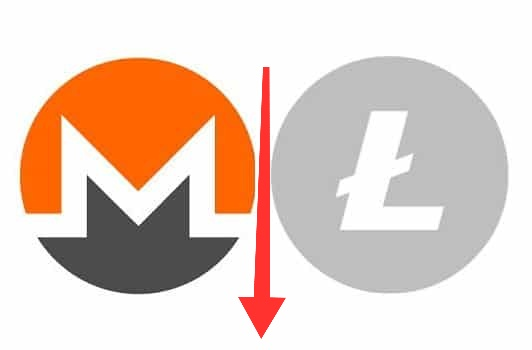 Bitcoin, Ethereum, Ripple goes up as Litecoin and Monero crashes