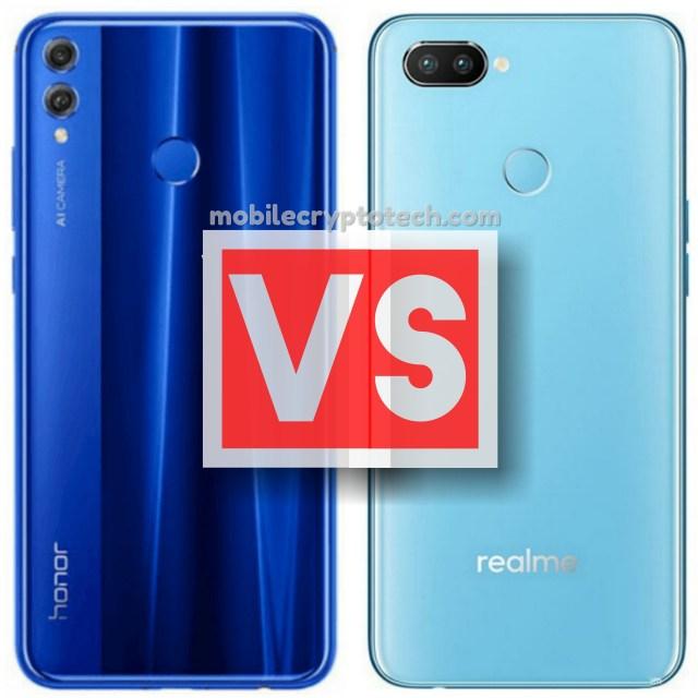 Huawei Honor 8X Vs Realme 2 Pro