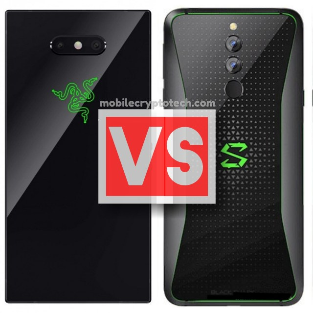 Razer Phone 2 Vs Xiaomi Black Shark Helo