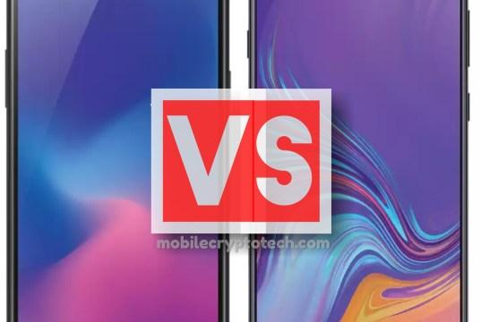 Samsung Galaxy A6s Vs A9s