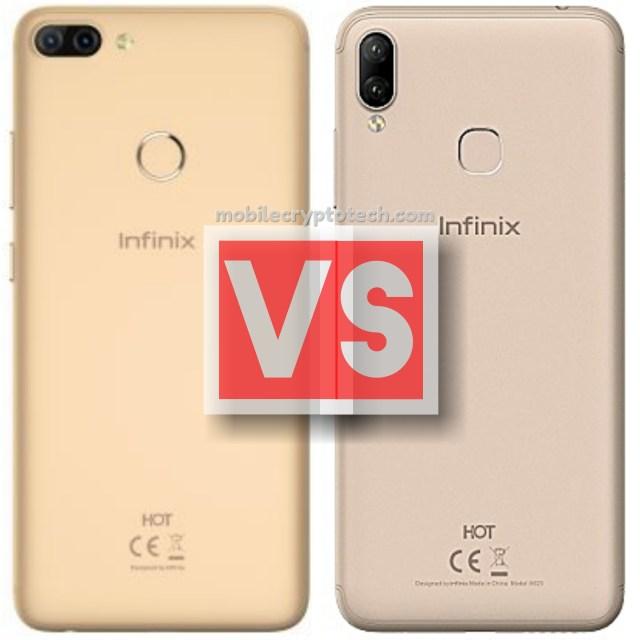 Infinix Hot 6 Pro Vs 6X