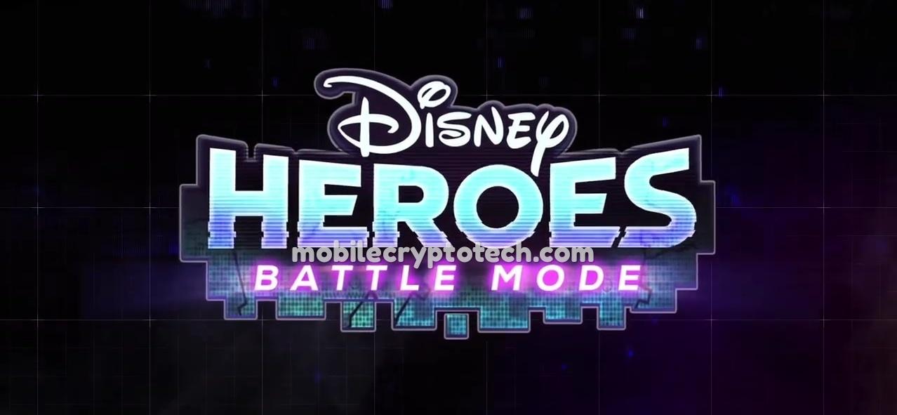Download Disney Heroes Battle MOD APK