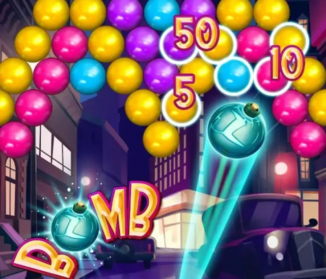 Mafia Bubbles MOD APK