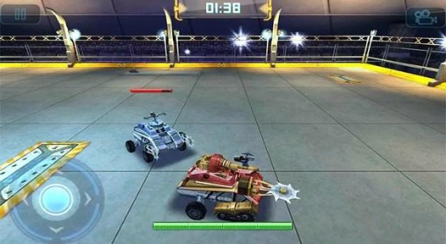 Robot Crash Fight MOD APK