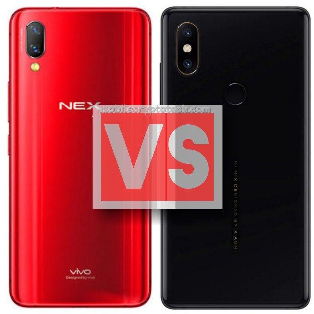 Vivo NEX S Vs Xiaomi Mi Mix 3