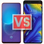 Vivo NEX S Vs Xiaomi Mi Mix 3