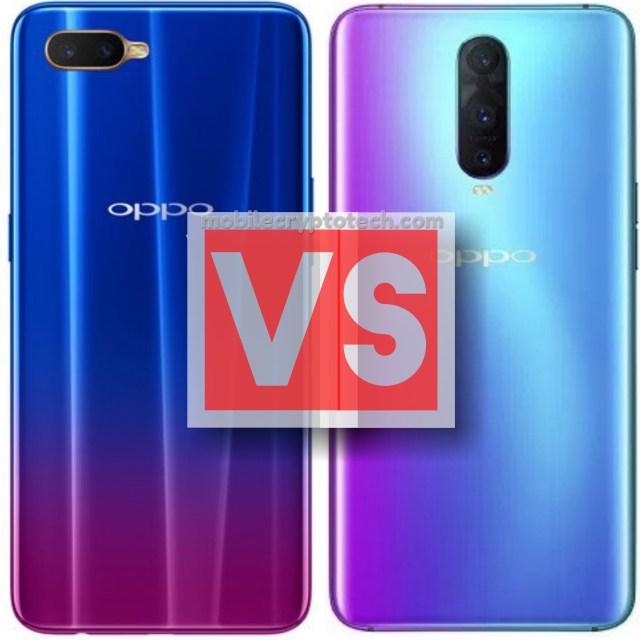 Oppo RX17 Neo Vs RX17 Pro