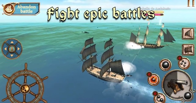 Ships Of Battle Age Of Pirates MOD APK