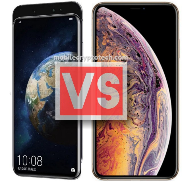 Huawei Honor Magic 2 Vs Apple iPhone XS Max