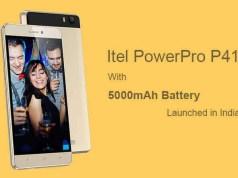 itel PowerPro P41