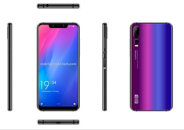 Elephone A5 Lite