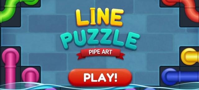 Line Puzzle: Pipe Art MOD APK