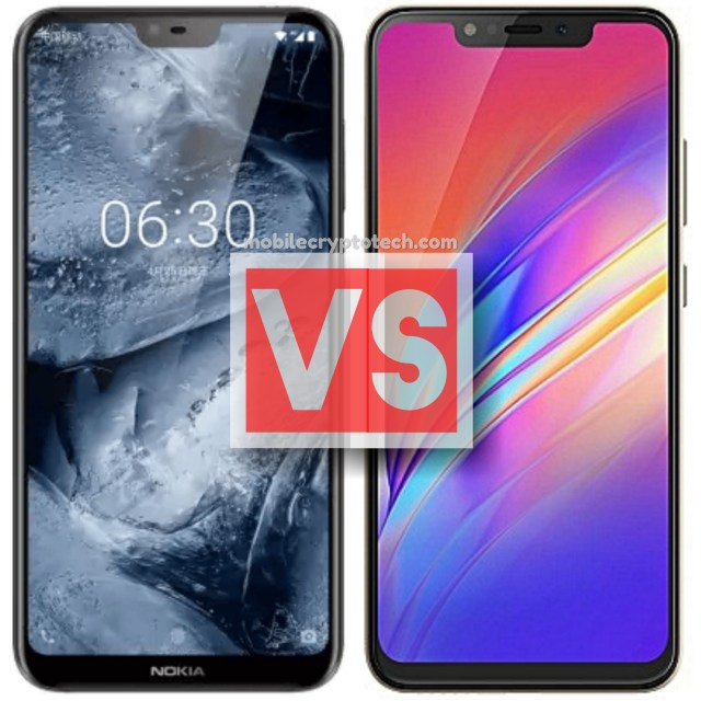Nokia X6 Vs Infinix Hot 6X