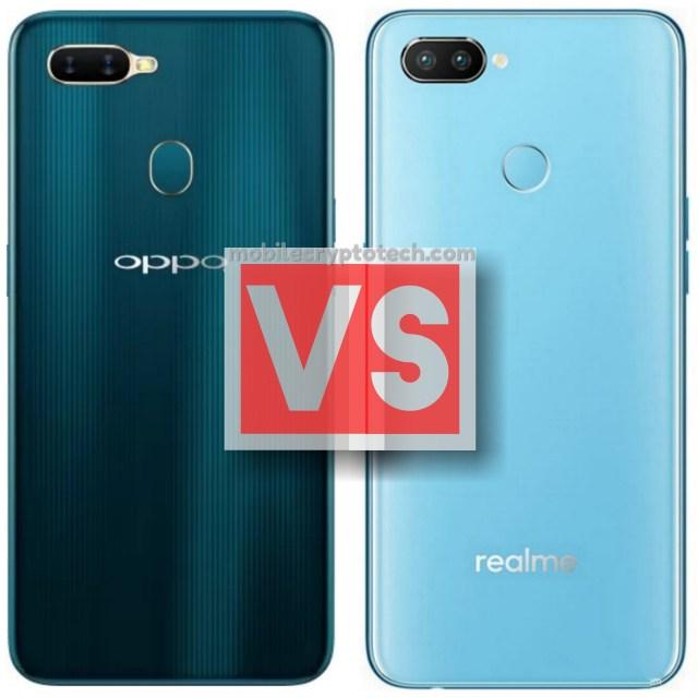 Oppo A7 Vs Realme 2 Pro