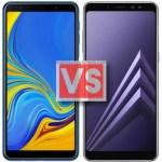 Samsung Galaxy A7 2018 Vs A8 Plus